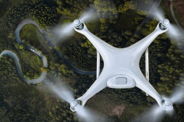 В США началась война дронов