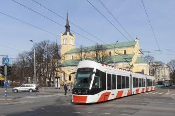 Эстония первой в мире сделала общественный транспорт бесплатным