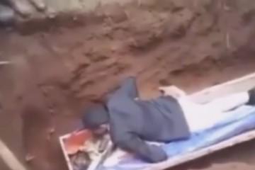 В Эфиопии арестован неудачливый воскреситель