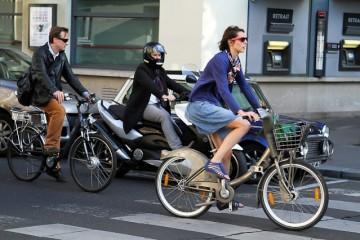 Велоспорт положительно влияет на психику