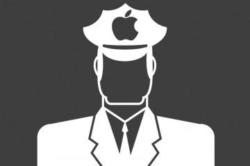Эппл создает всемирный сервис для полиции
