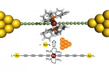 Японские «левши» сделали проволоку из одной молекулы
