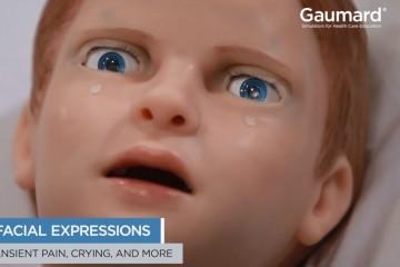 Педиатры будут тренироваться на роботе-ребенке