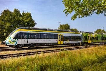 Электропоезда Европы становятся вседорожными