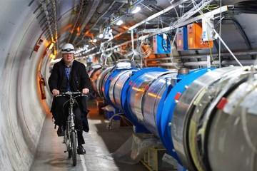 На БАКе открыли две частицы и стоят на пороге открытия третьей
