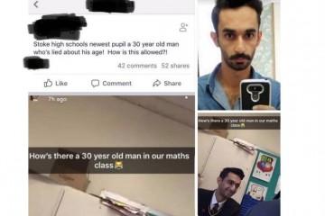 В Британии руководство школы не может понять, сколько лет ее ученику: 15 или все 30?