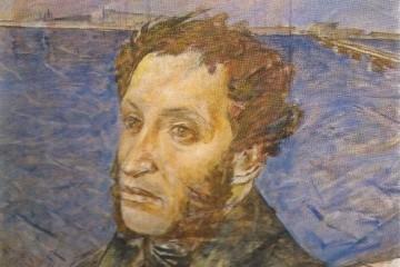 Петров-Водкин скрывал под своими «Колхозницами» Пушкина
