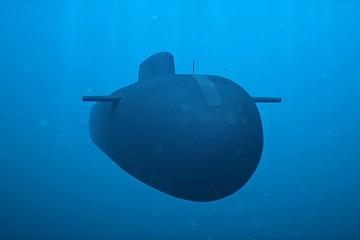 РФ запустила в море первый ядерный беспилотник