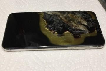 Новый айфон чуть не поджарил владельца