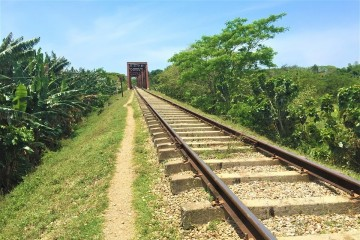 Власти РФ потратят 150 млрд рублей на улучшение железных дорог Кубы
