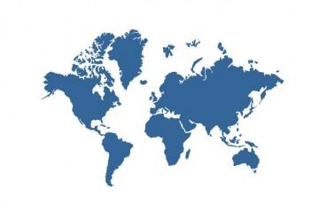 Новую Зеландию снова «потеряли» на карте