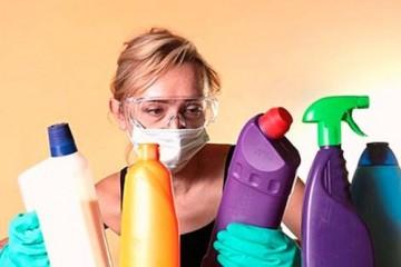 Бытовая химия может помогать инфекциям