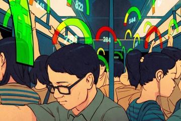 23 миллионам китайцев запретили покупать билеты за их низкий рейтинг