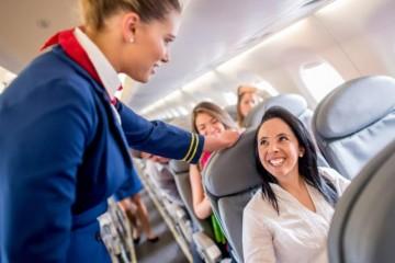 Что раздражает в стюардессах?