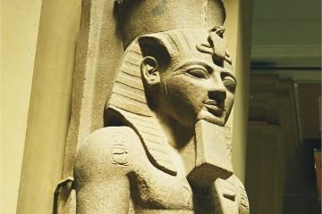 Рамсес II совершил последнее путешествие