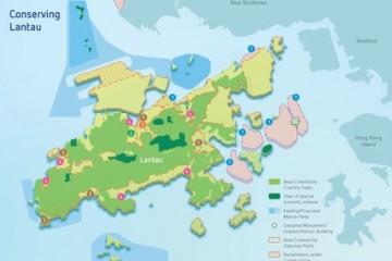 Гонконг создает остров за $80 млрд: жителям критически не хватает земли