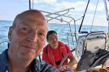 Слепой яхтсмен первым в мире пересёк Тихий океан (со 2-й попытки)