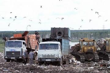 В Нижегородской области выставляли счета за вывоз мусора покойникам