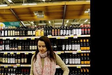 Крепкое спиртное будут продавать с 21 года