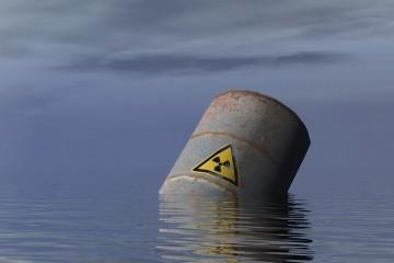 Ядерные отходы времён Холодной войны попали в океан
