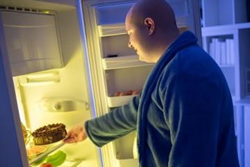 Почти треть мужчин в России страдает ожирением
