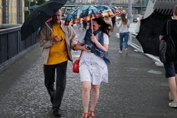 В Москву могут ворваться смерчи и торнадо