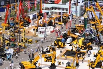 Строительная техника и технологии на выставке СТТ
