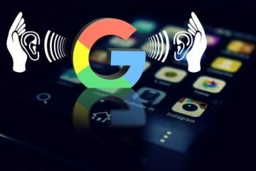 Гугл признался в прослушке пользователей