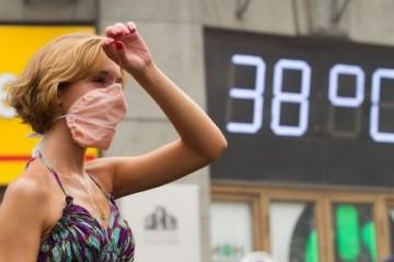 Климатологи предрекли новую аномальную жару в ближайшие пять лет