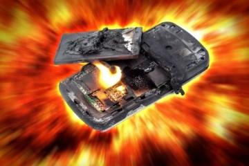 Роскачество научило россиян обращаться со взрывающимися смартфонами
