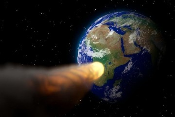 Астрономы проглядели пролетевшее на опасном расстоянии от Земли футбольное поле