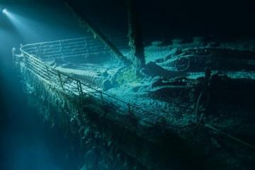 «Титанику» предрекли скорую вторую гибель