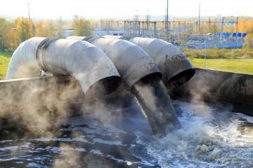 В России работает только 15% всех очистных сооружений