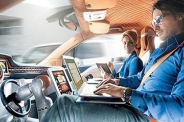 Созданы игры для автономных транспортных средств
