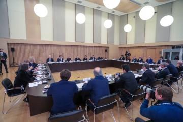 Организаторы «Сочинского диалога» проводят знаковые мероприятия Санкт-Петербургского культурного форума