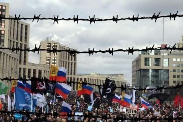 Уходящий год бьет рекорды по протестам россиян