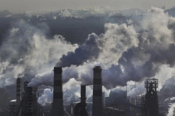 Россия – в хвосте списка стран, борющихся с глобальным потеплением