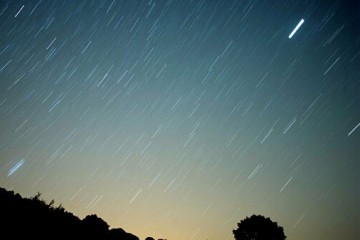 Над Россией прольется первый в году метеоритный дождь