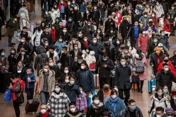 В Китае из-за нового коронавируса отменили Новый год
