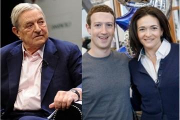 Сорос призвал отобрать Фейсбук у Цукерберга, чтобы «прокатить» Трампа
