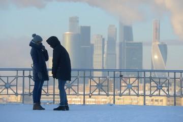 Москвичам предрекли «спуск на дно морозного колодца»