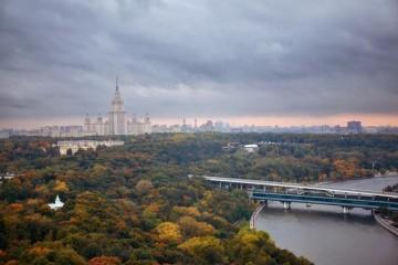 В Москве стало меньше пахнуть серой