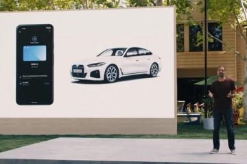Машину будет можно открывать смартфоном