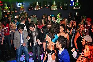 фото развратах в клубах